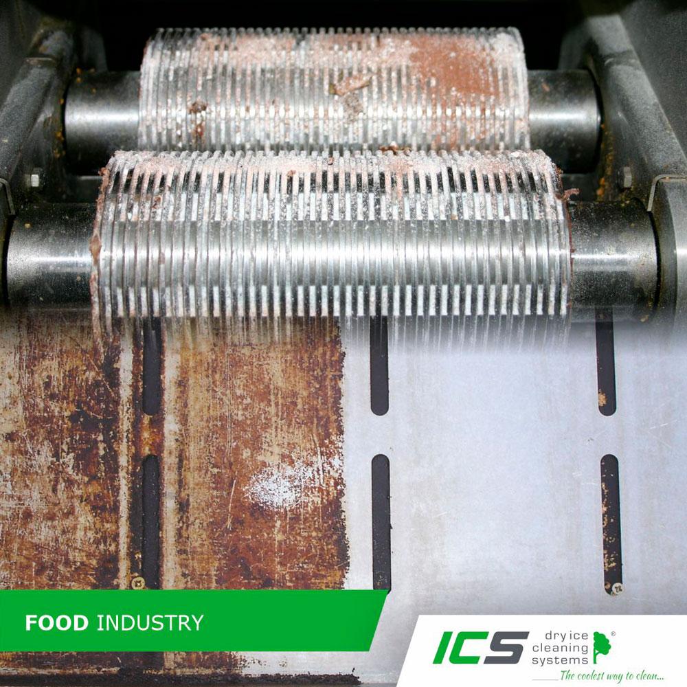 elintarviketeollisuus puhdistus