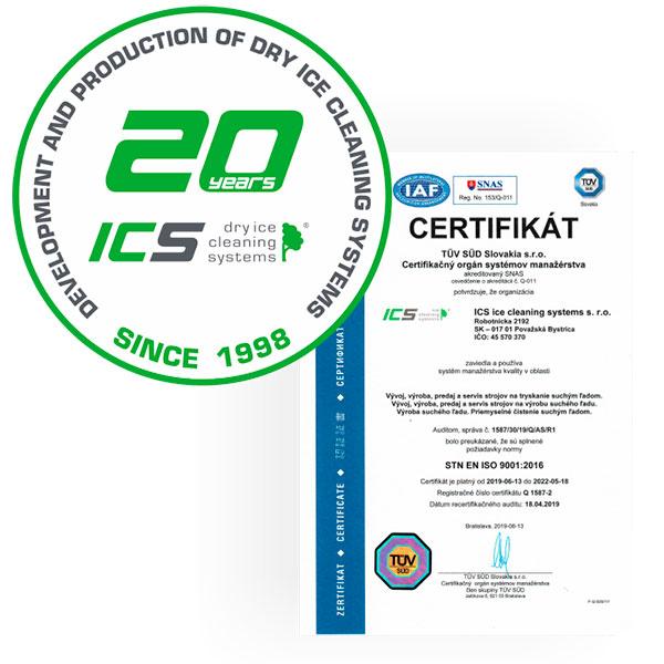 ics sertifikaatti